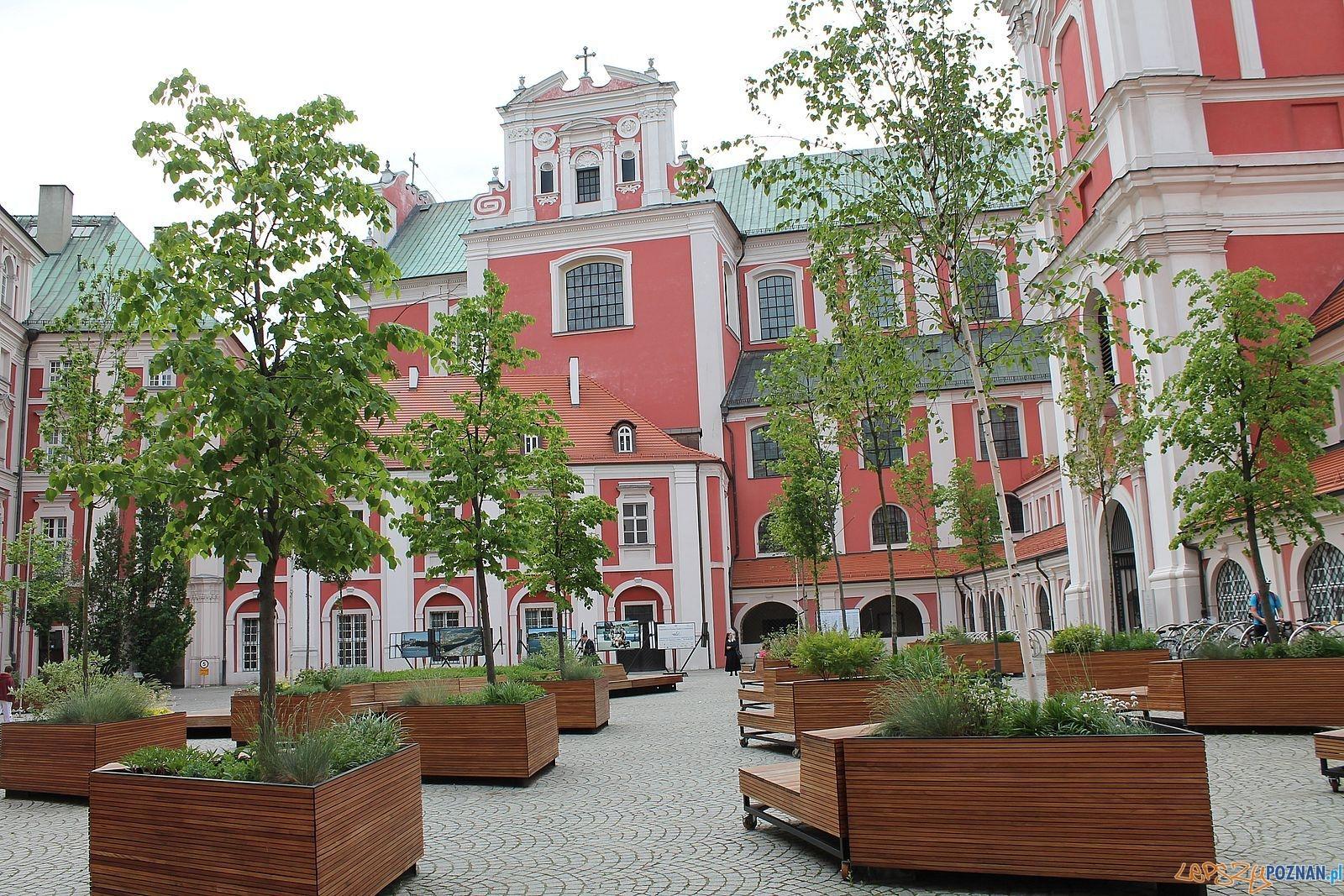 Wolny Dziedziniec  Foto: Rada Osiedla Stare Miasto