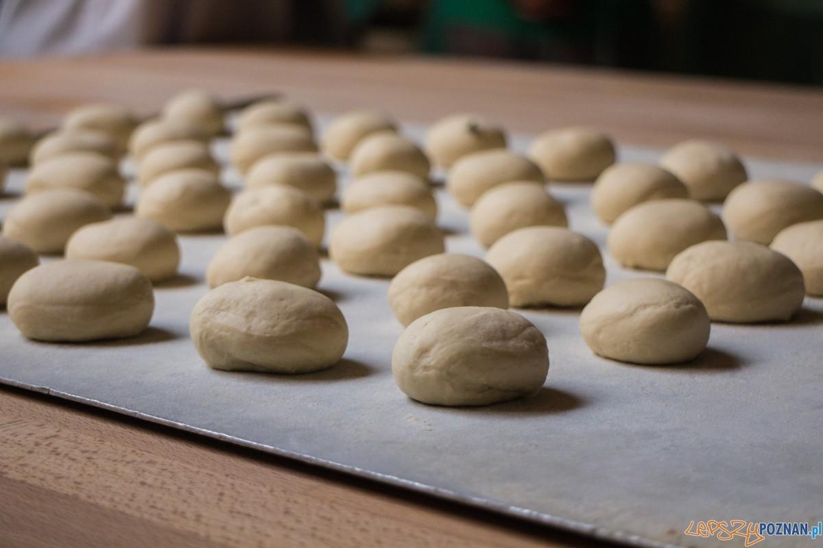 Cebularz lubelski - przygotowane ciasto  Foto: Agencja Rynku Rolnego - Trzy Znaki Smaku