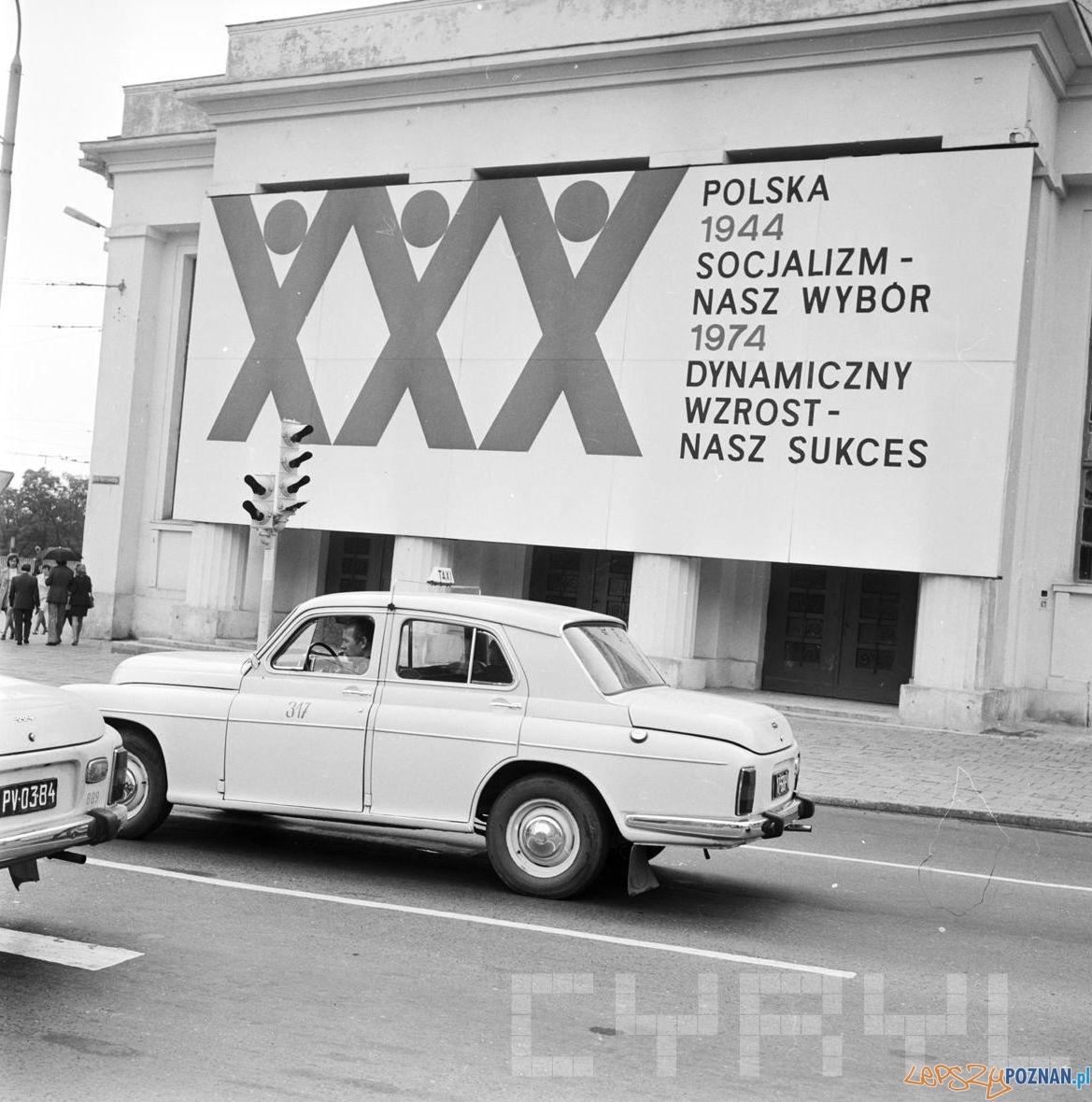 Rosevelta XXX PRL 15.07.1974  Foto: Stanisław Wiktor / Cyryl