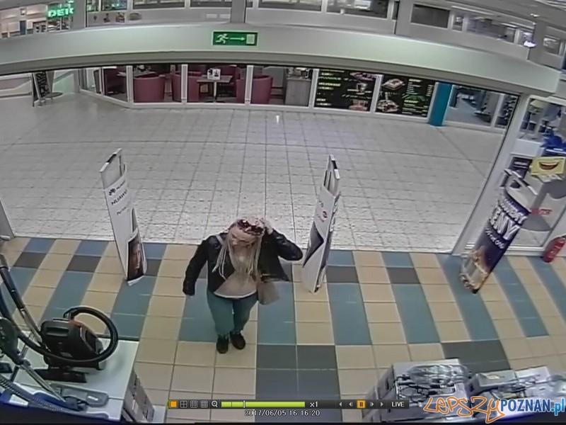 Ukradła dyski zewnętrzne  Foto: monitoring