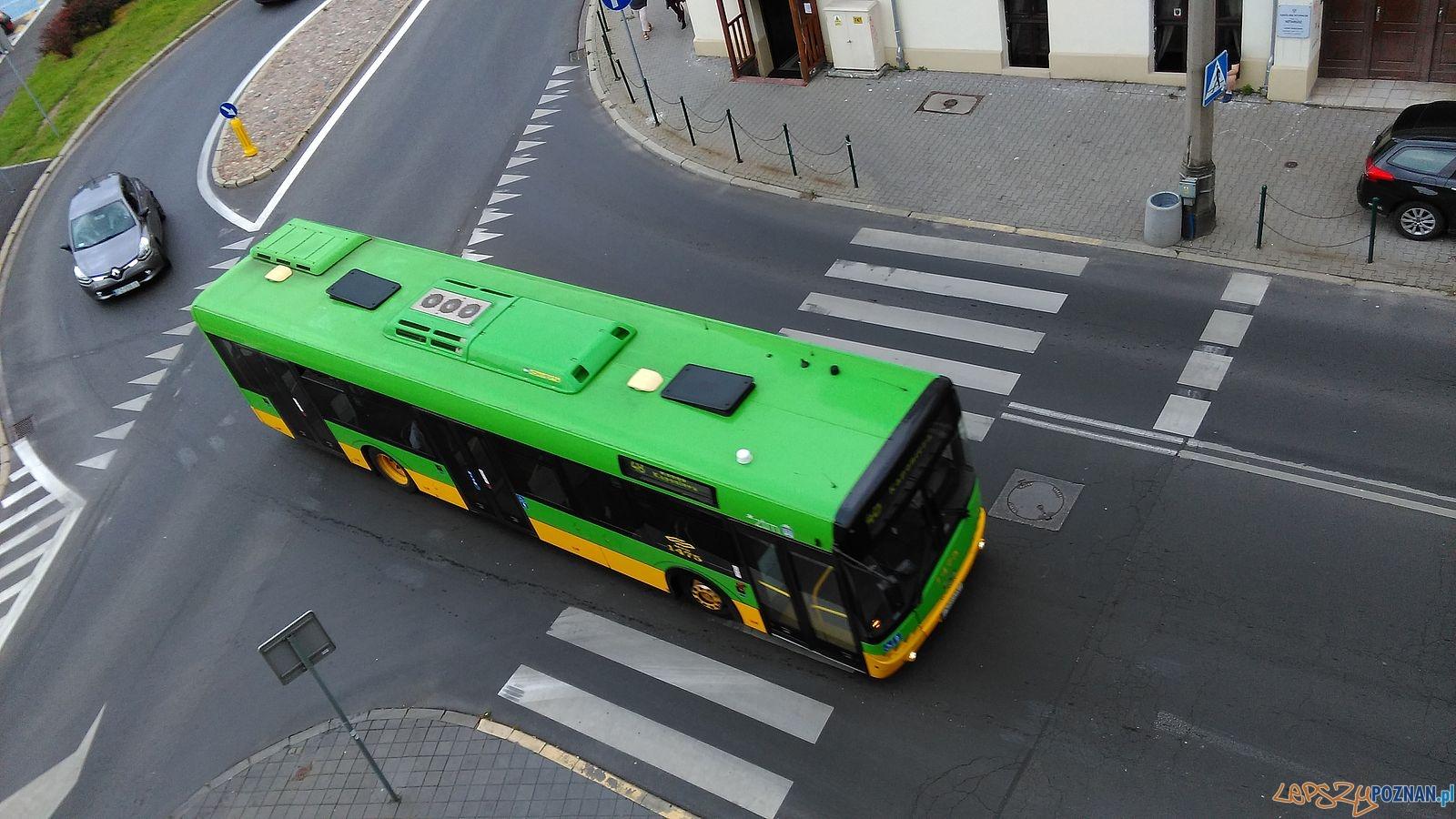 Autobus 48 Bukowska Zeylanda  Foto: lepszyPOZNAN / TD
