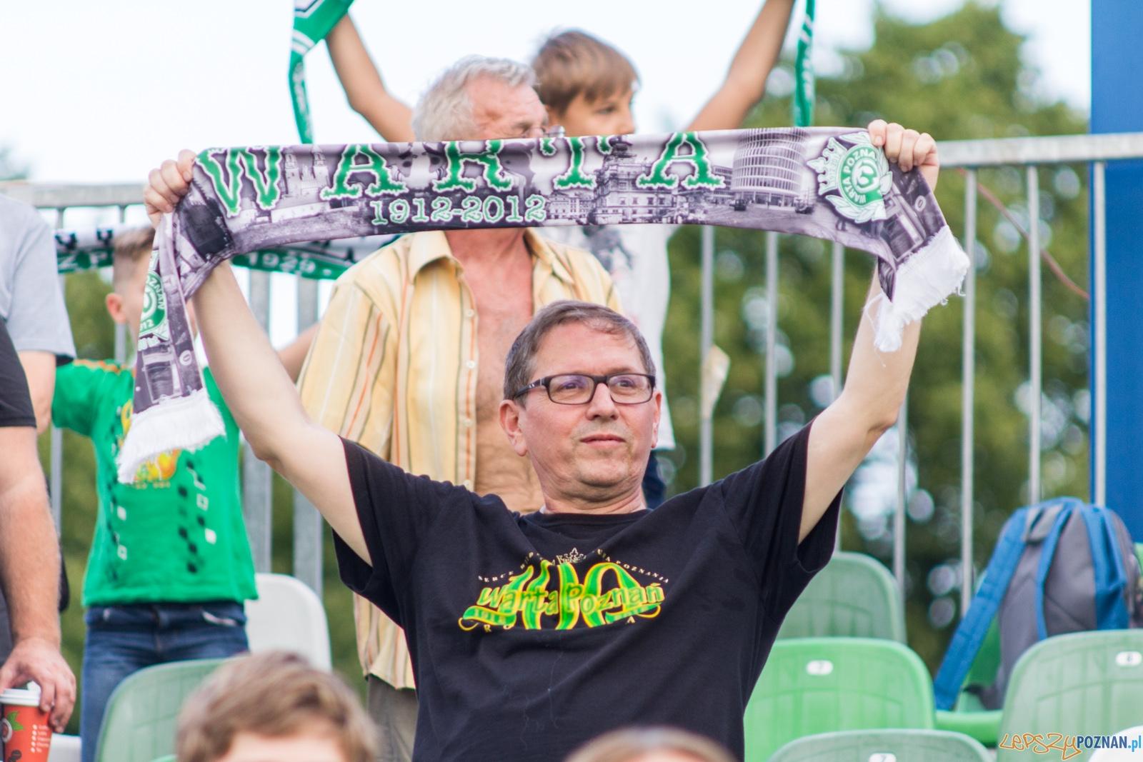 Warta Poznań - ROW Rybnik  Foto: lepszyPOZNAN.pl / Ewelina Jaskowiak