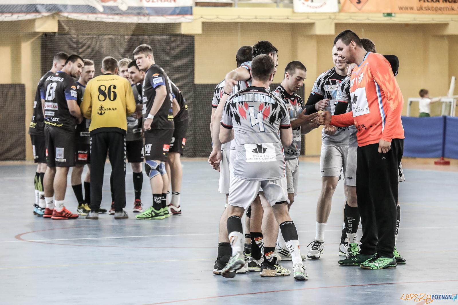 WKS Grunwald Poznań vs KPR Gwardia Koszalin (30.09.2017)  Foto: © lepszyPOZNAN.pl / Karolina Kiraga