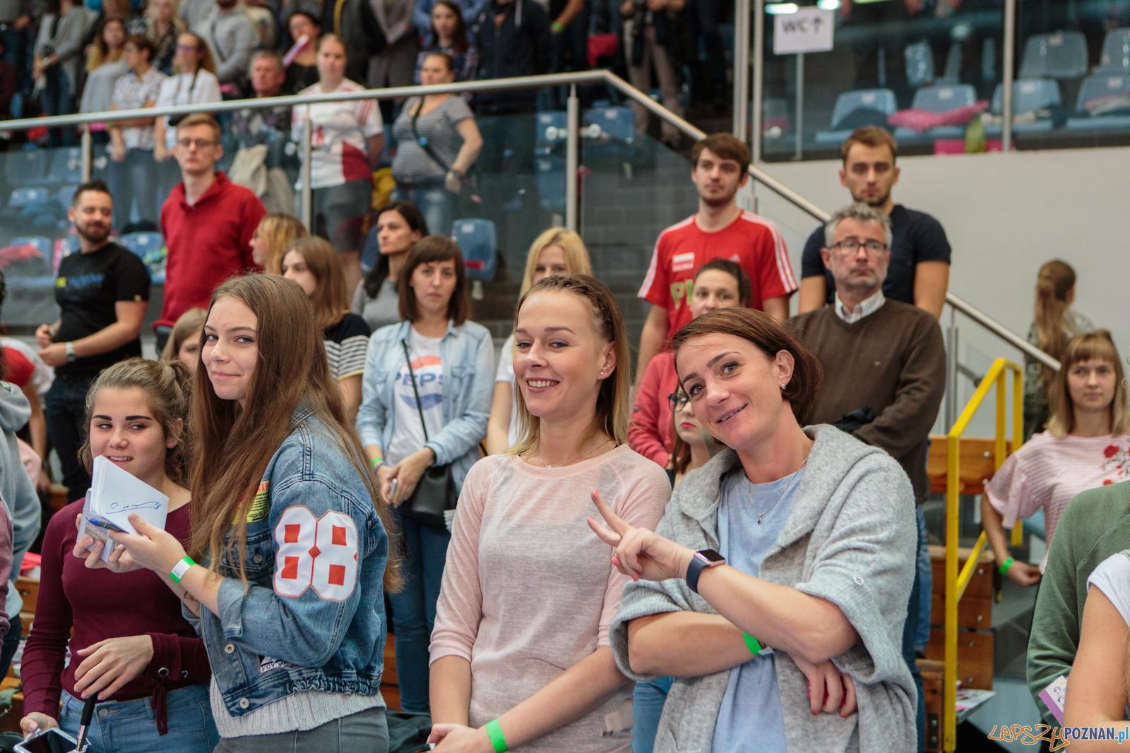 XIII Memoriał Arkadiusza Gołasia: ONICO Warszawa - Berlin Recy  Foto: LepszyPOZNAN.pl / Paweł Rychter
