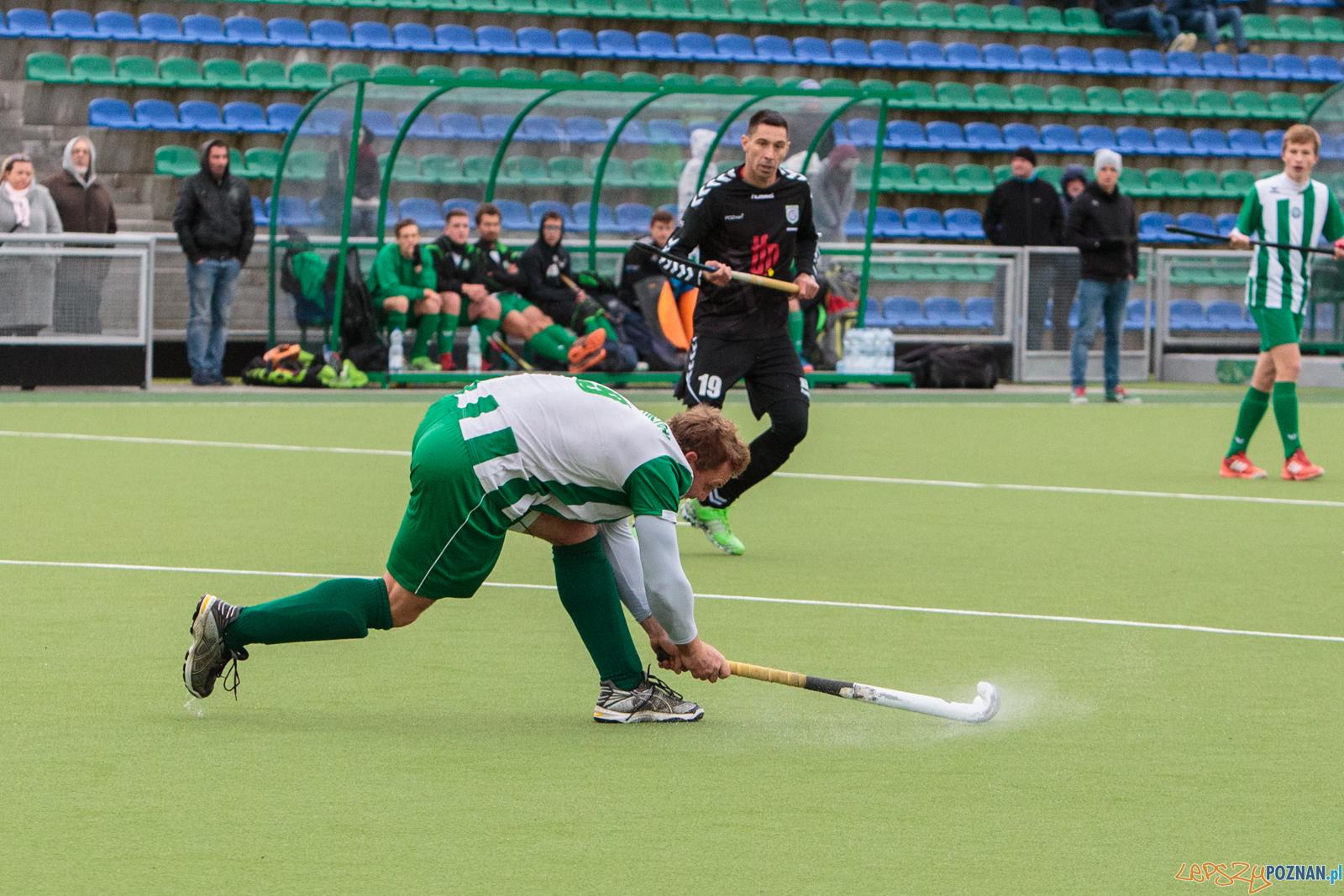 Hokej na trawie: Grunwald Poznań vs Warta Poznań - Poznań 29.  Foto: LepszyPOZNAN.pl / Paweł Rychter