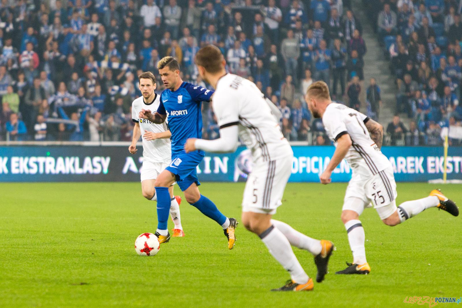 11. kolejka Ekstraklasy - Lech Poznań - Legia Warszawa  Foto: lepszyPOZNAN.pl/Piotr Rychter