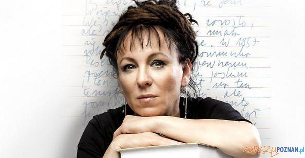Olga Tokarczuk  Foto: Malta Festiwal