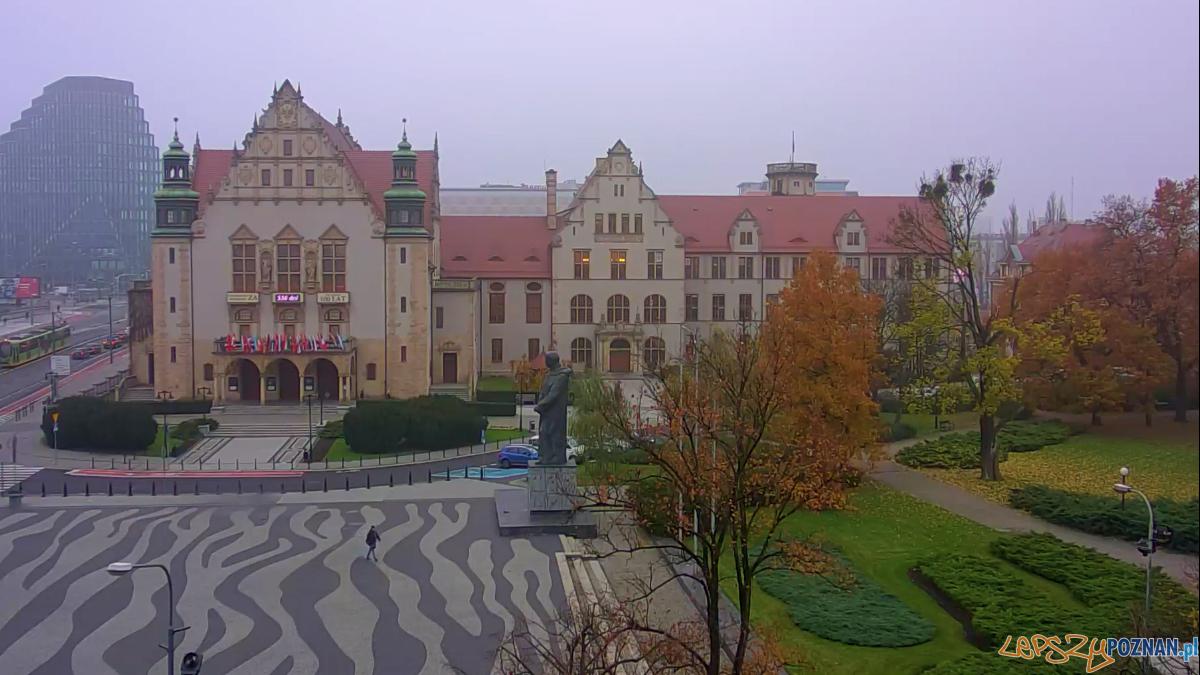 Collegium Minus UAM - 16.11.2017  Foto: Kamera UAM