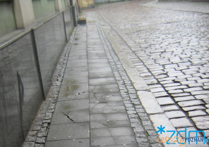Równo jak na Sierocej  Foto: ZDM Poznań