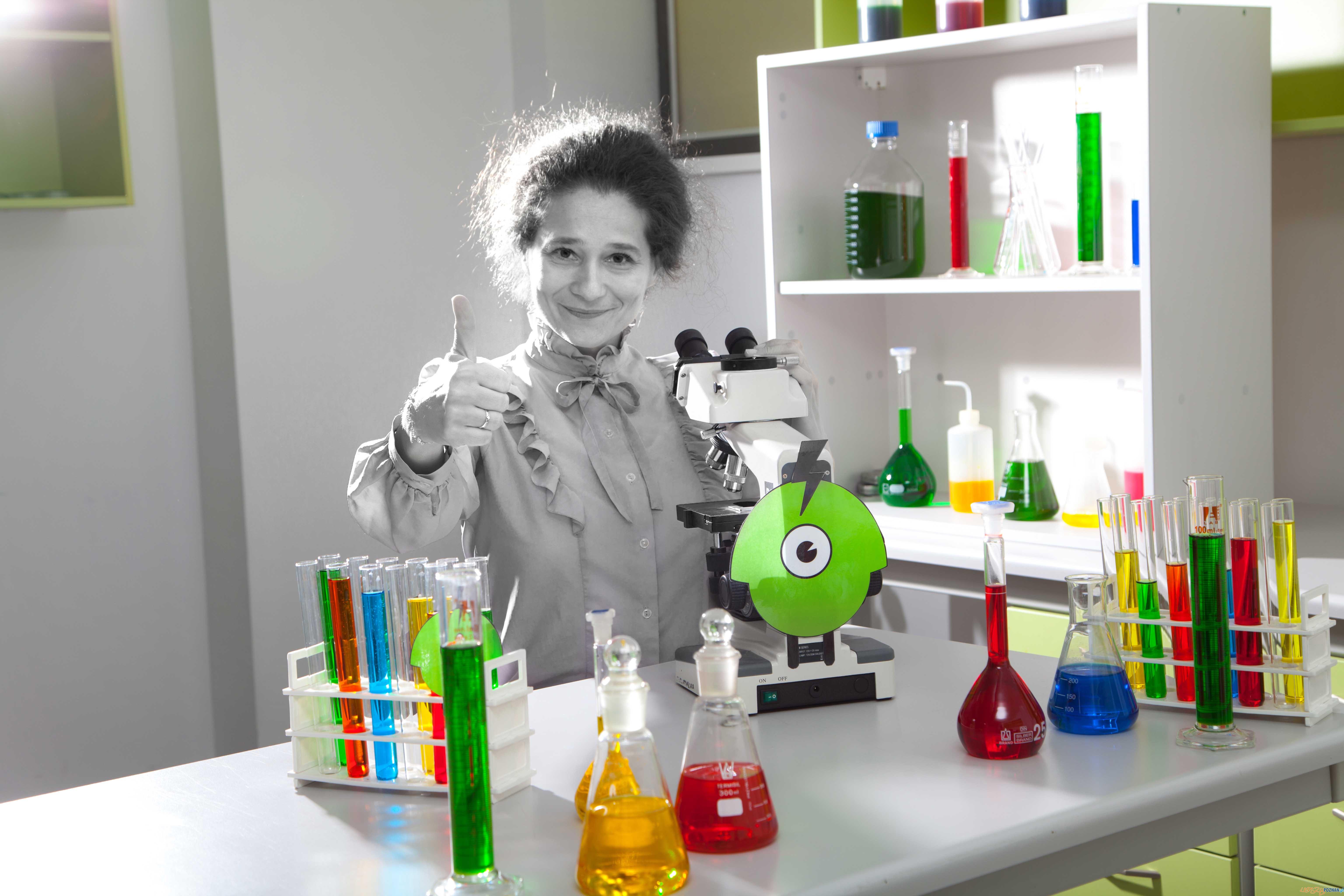 Maria Skłodowska - Curie - naukowy weekend w PPNT  Foto: materiały prasowe