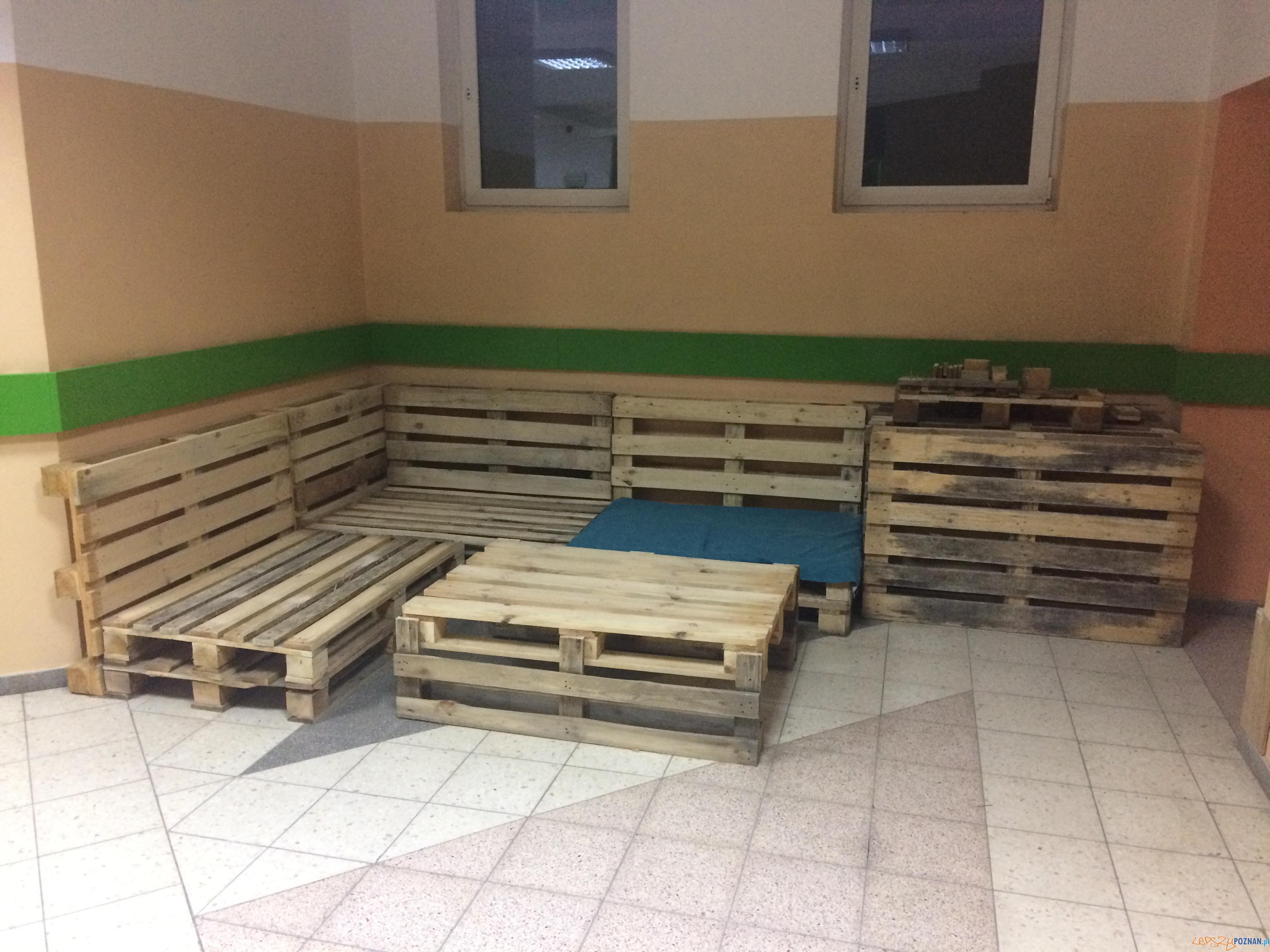 Powstaje Przestrzeń spotkań  Foto: UMiG Murowana Goślina