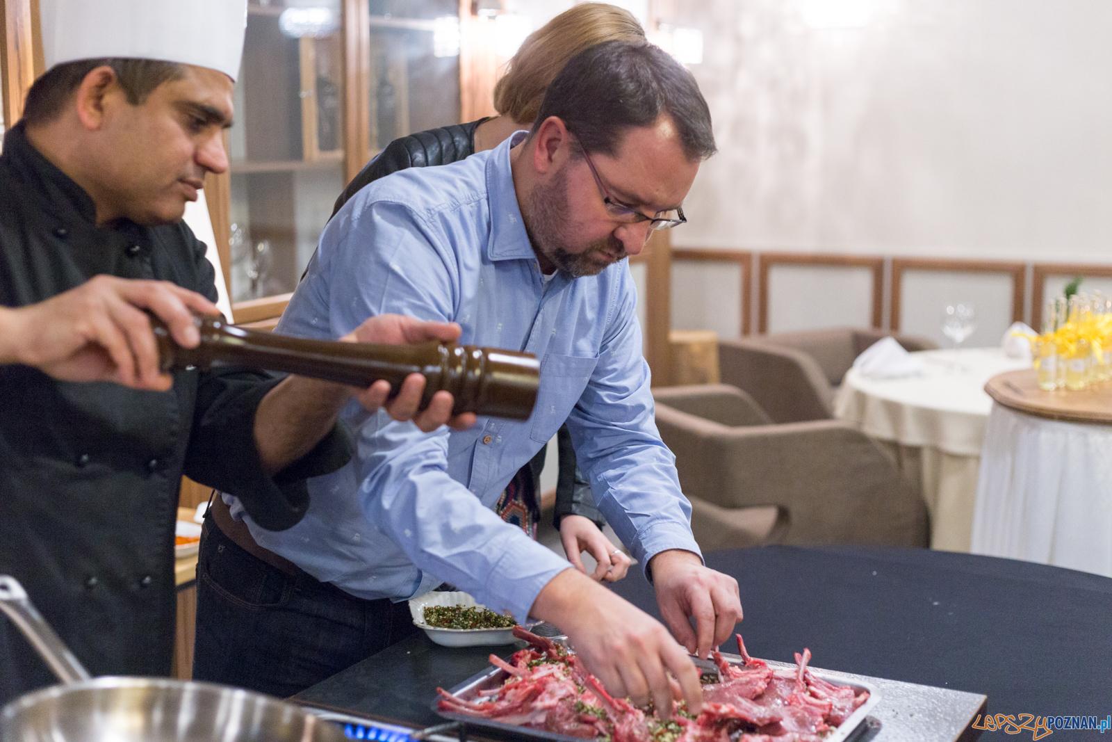 Spotkanie noworoczne w Dello Ristorante  Foto: lepszyPOZNAN.pl/Piotr Rychter
