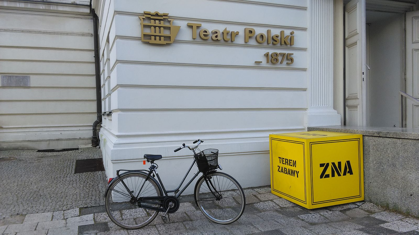 Teatr Polski  Foto: T. Dworek