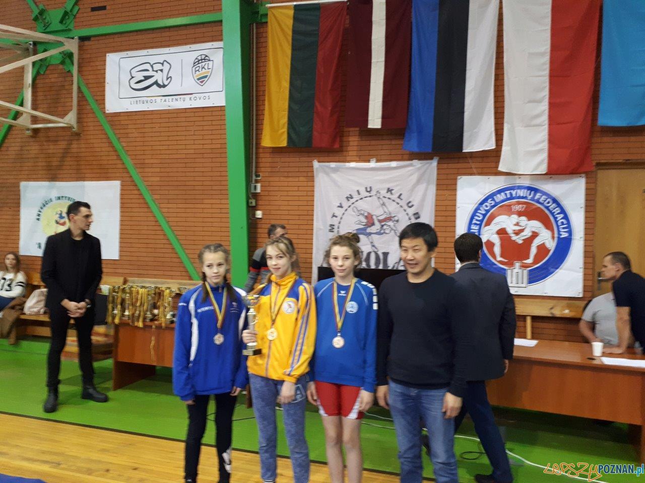 Międzynarodowy Turniej Zapaśniczy na Litwie  Foto: Andrzej Erbert / KS Sobieski
