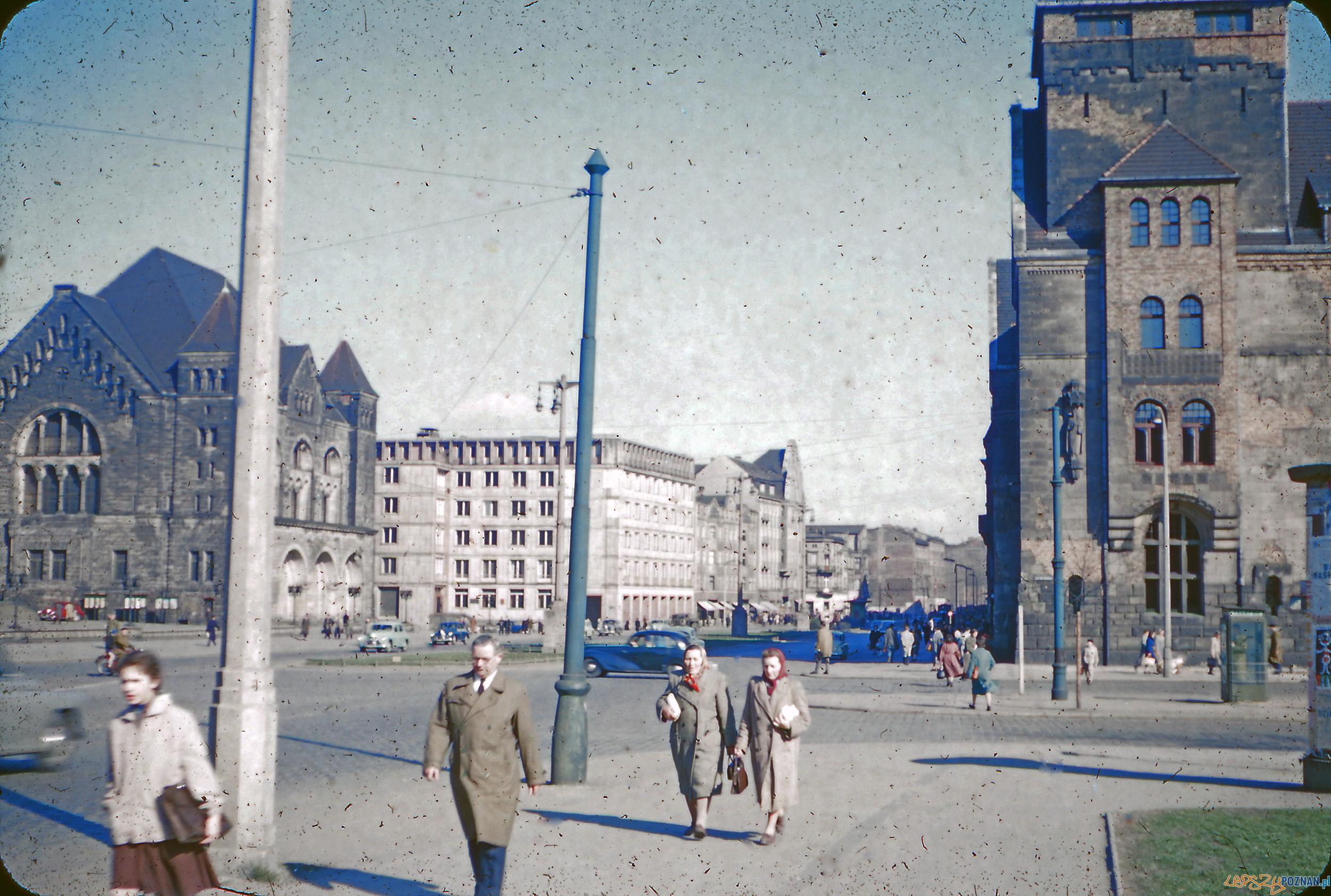 Św. Marcin - koniec lat 50-tych  Foto: Mogens Tørsleff, kolekcja Gorma Rudschinata / Flickr / CC