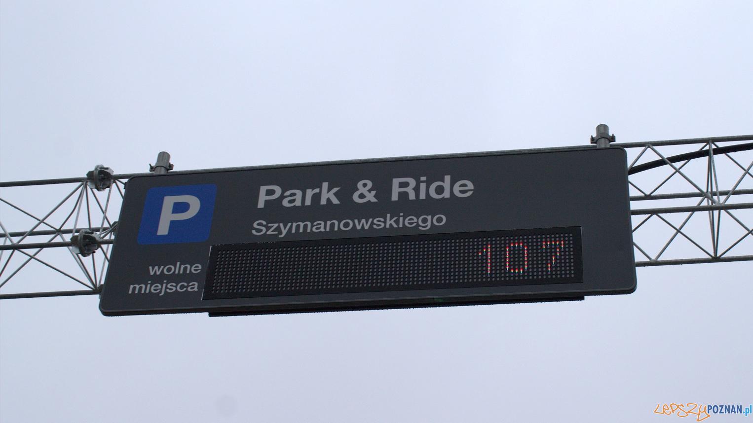 Parkuj i jedź z Piątkowa  Foto: UMP