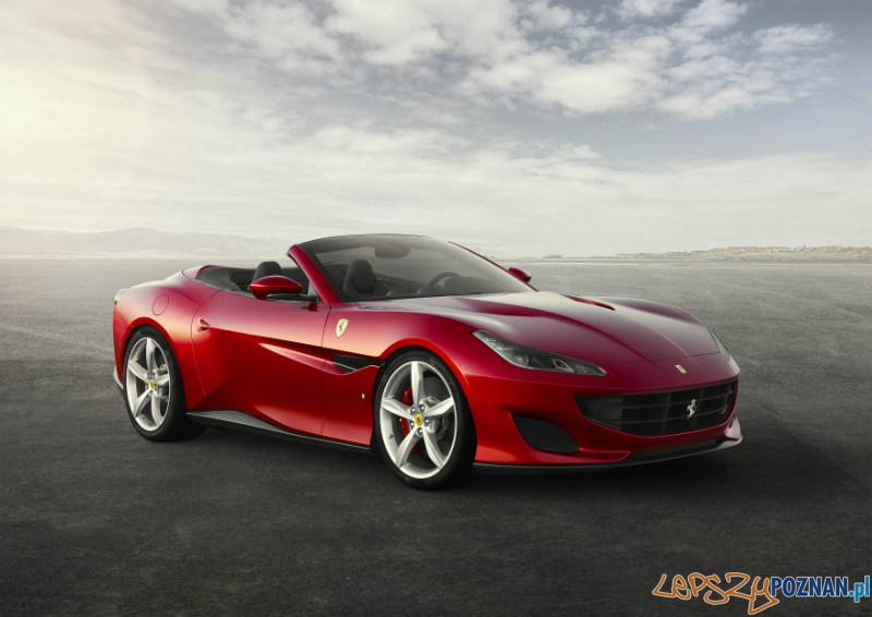 Ferrari Portofino  Foto: MTP / materiały prasowe
