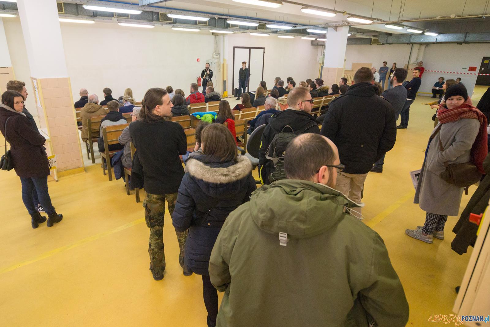 Zakład - pierwsza sobota (otwarcie)  Foto: lepszyPOZNAN.pl/Piotr Rychter