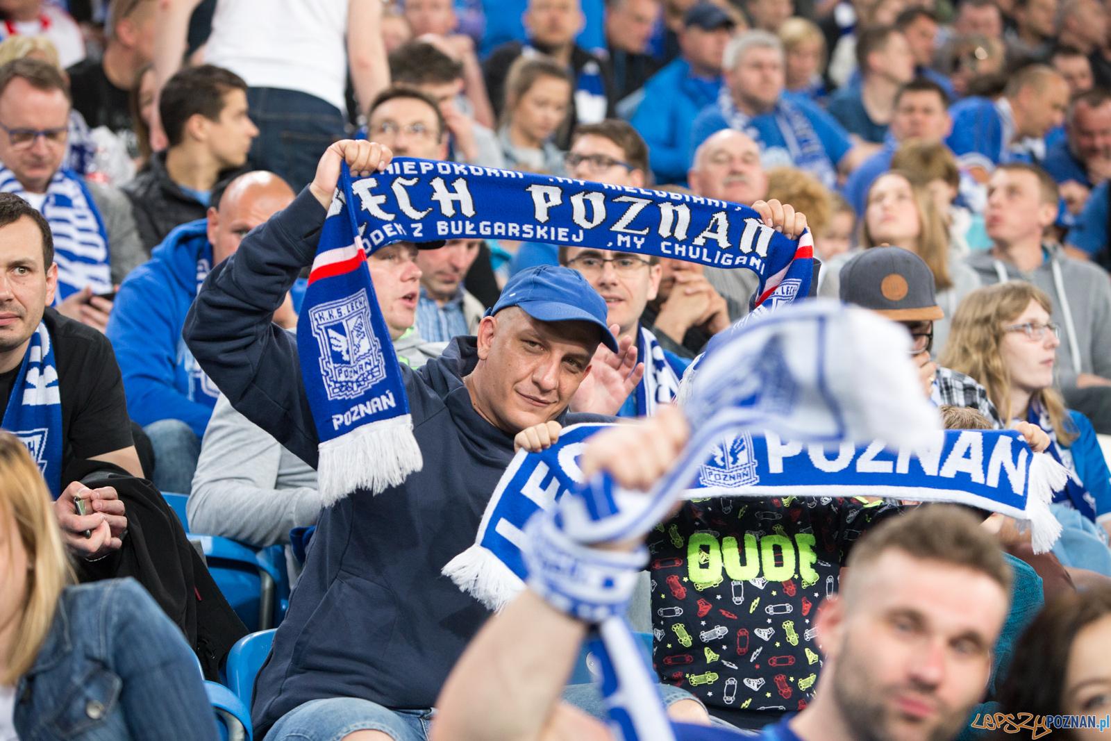 Lech Poznań - Górnik Zabrze  Foto: lepszyPOZNAN.pl/Piotr Rychter
