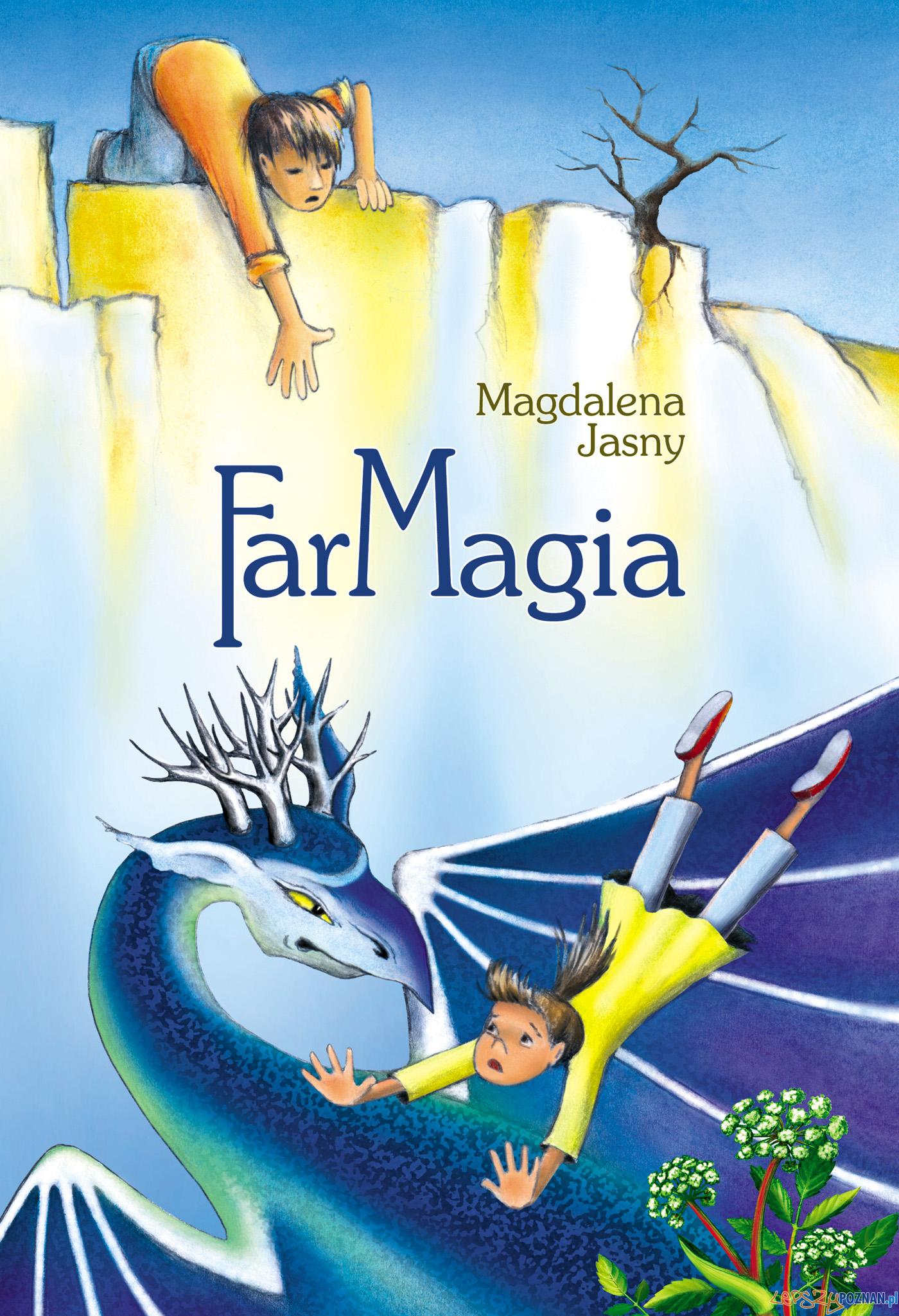 Magdalena Jasny  - FarMagia  Foto: materiały prasowe