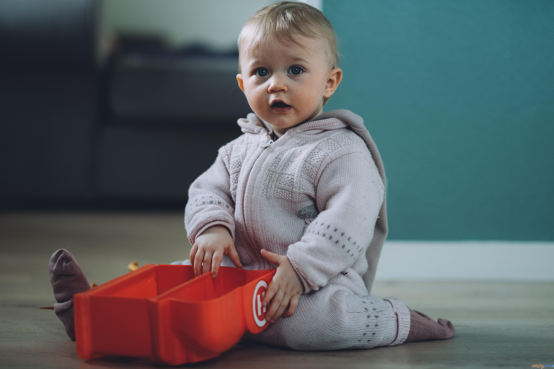 Dziecko  Foto: Asmund Gimre