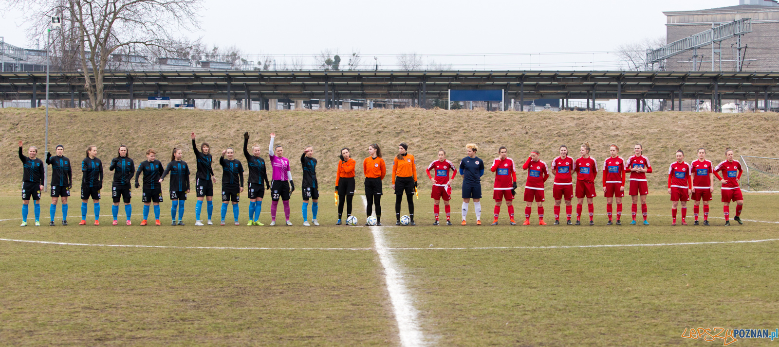 TS Polonia Poznań – KKP Bydgoszcz  Foto: lepszyPOZNAN.pl/Piotr Rychter
