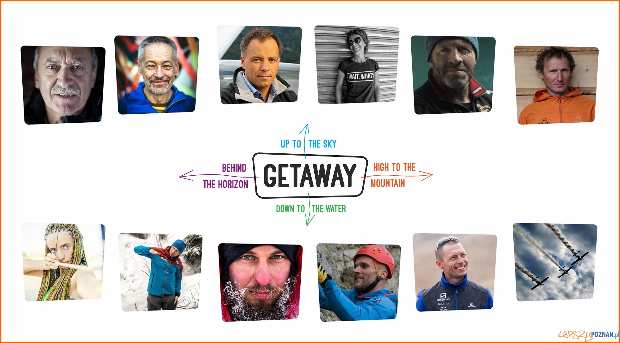 Getaway  Foto: materiały prasowe