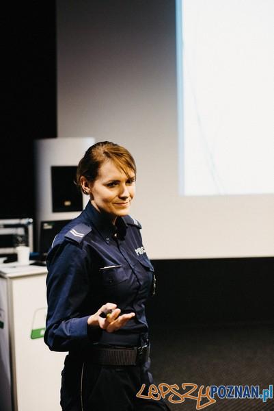 Pierwsze zajęcia Akademii Bezpiecznej Kobiety za nami  Foto: KMP Poznań / M.Kapała