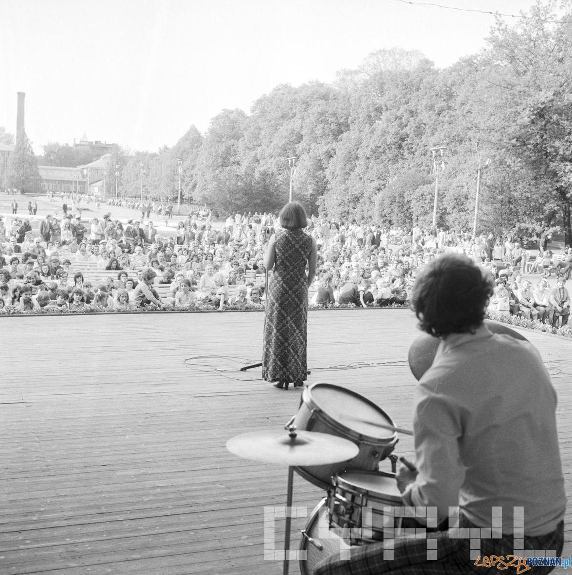 Park Wilsona – koncert 30 lat Gazeta Poznanska 10.05.75