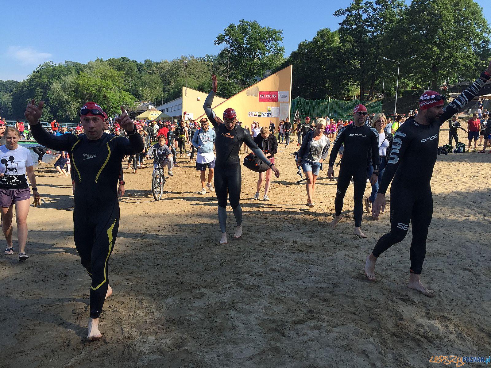 Triathlon Sieraków 2018 (4)  Foto: materiały prasowe