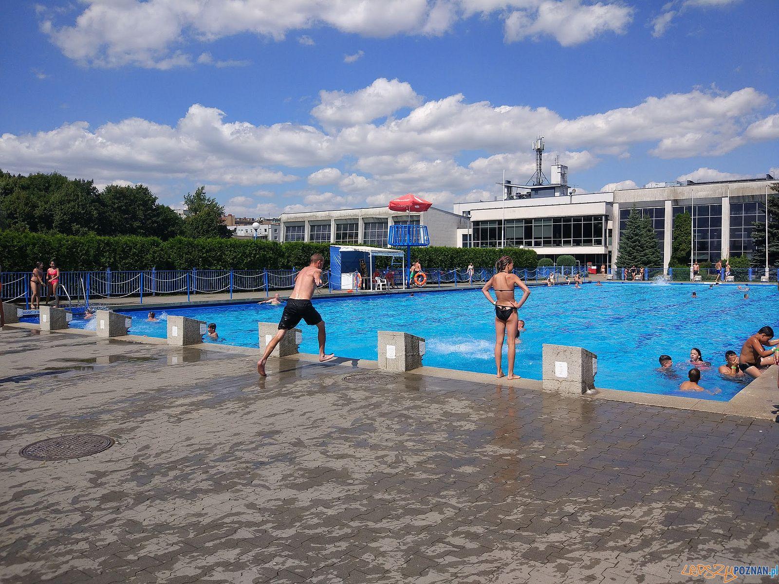 Chwiałka pływalnia - baseny  Foto: POSiR