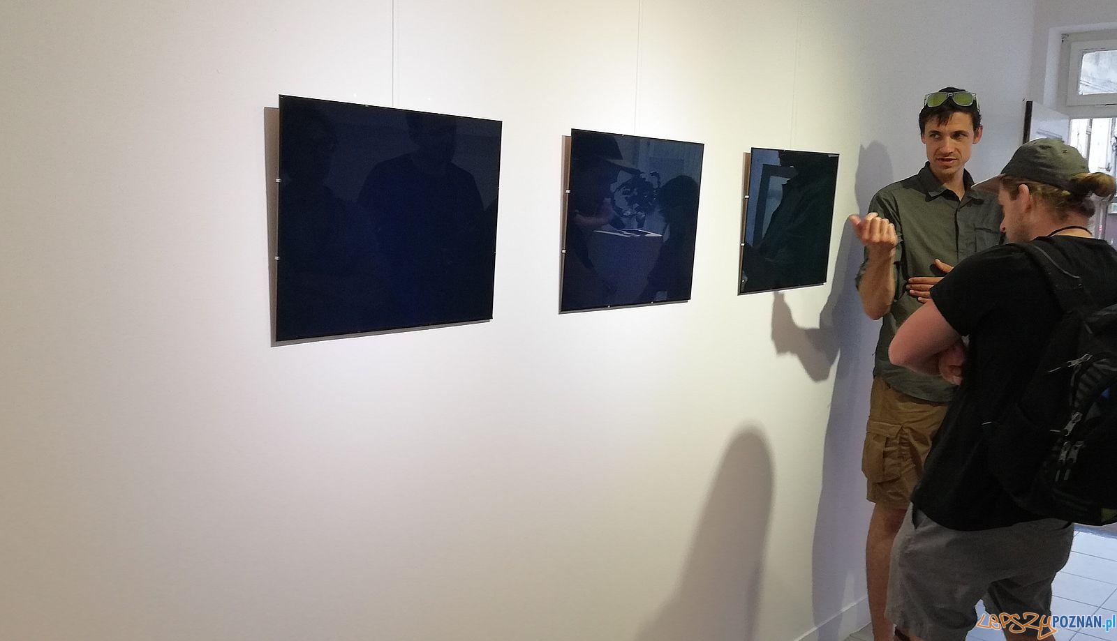 Wystawa Galeria JAK - rzeźby i hologramy  Foto: Tomasz Dworek