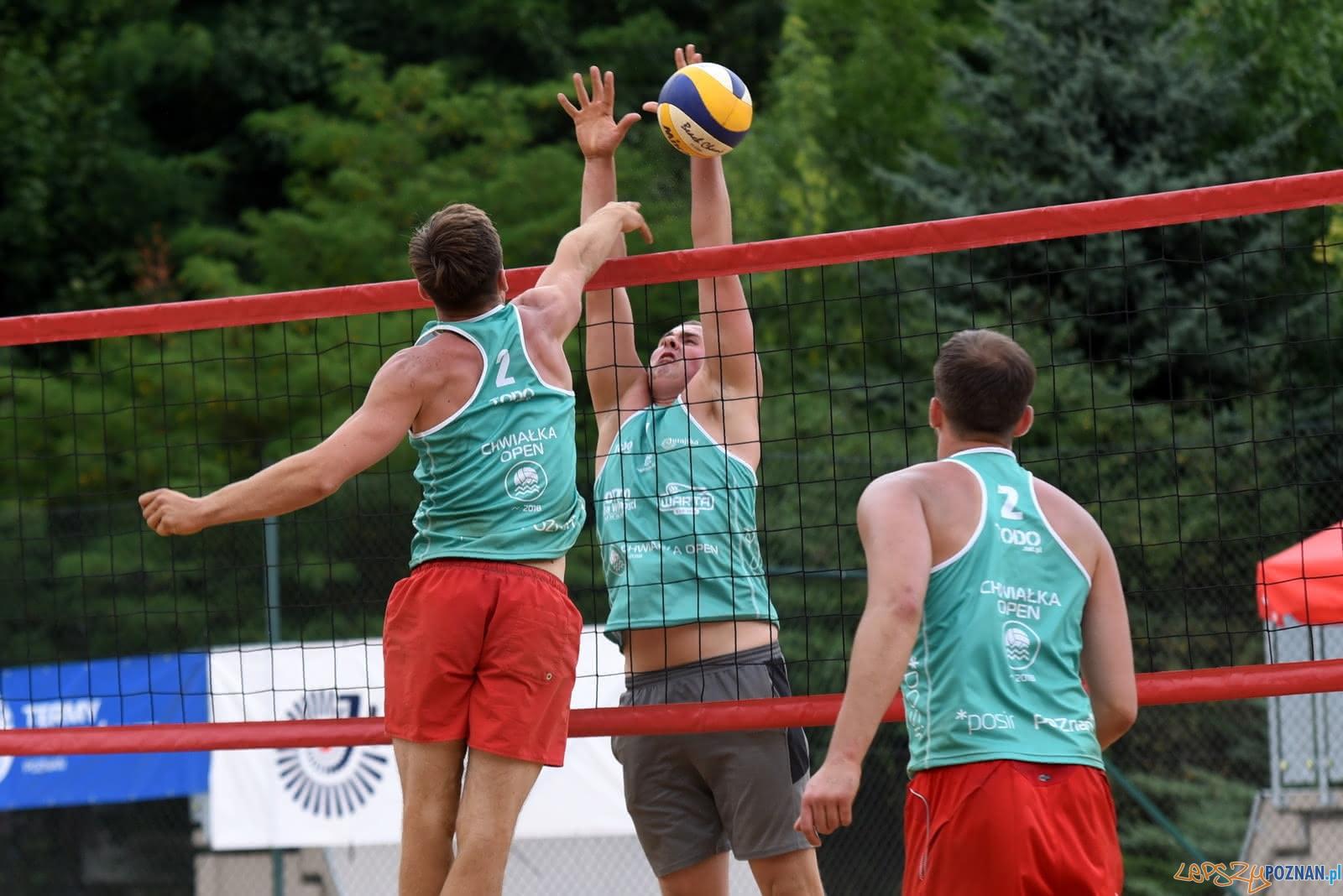 Warta Cup - siatkówka plażowa  Foto: POSiR / materiały prasowe