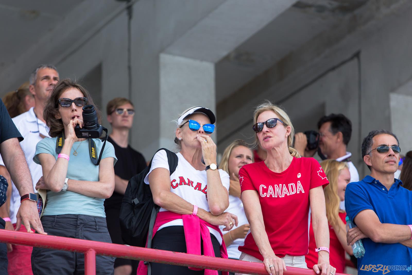 Mistrzostwa Świata U23 w wioślarstwie na poznańskiej Malcie -  Foto: lepszyPOZNAN.pl/Piotr Rychter