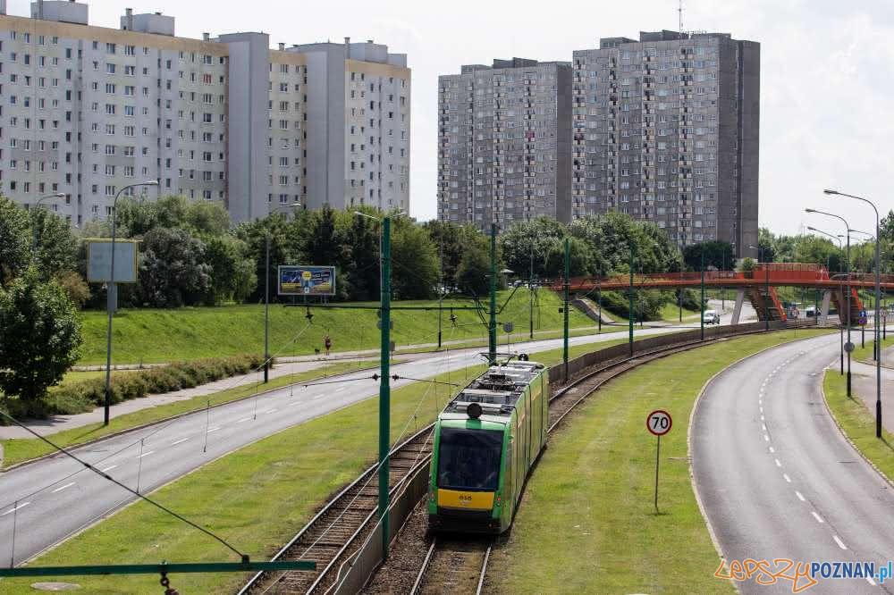 Górny Taras Rataj  Foto: ZTM Poznań