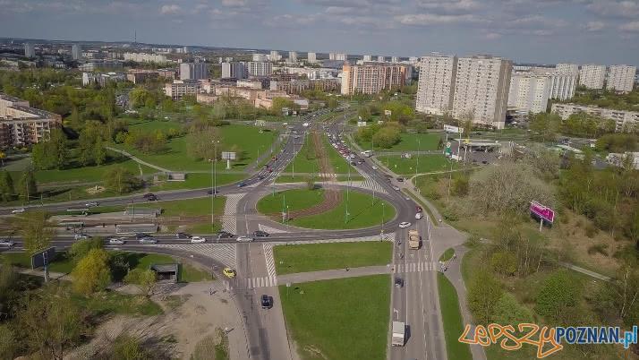 Rondo Żegrze  Foto: Poznańskie Inwestycje Miejskie