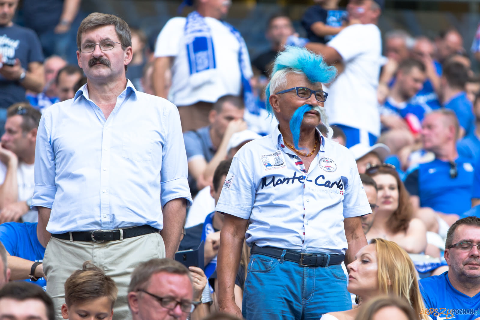 Lech Poznań - Wisła Kraków  Foto: lepszyPOZNAN.pl/Piotr Rychter