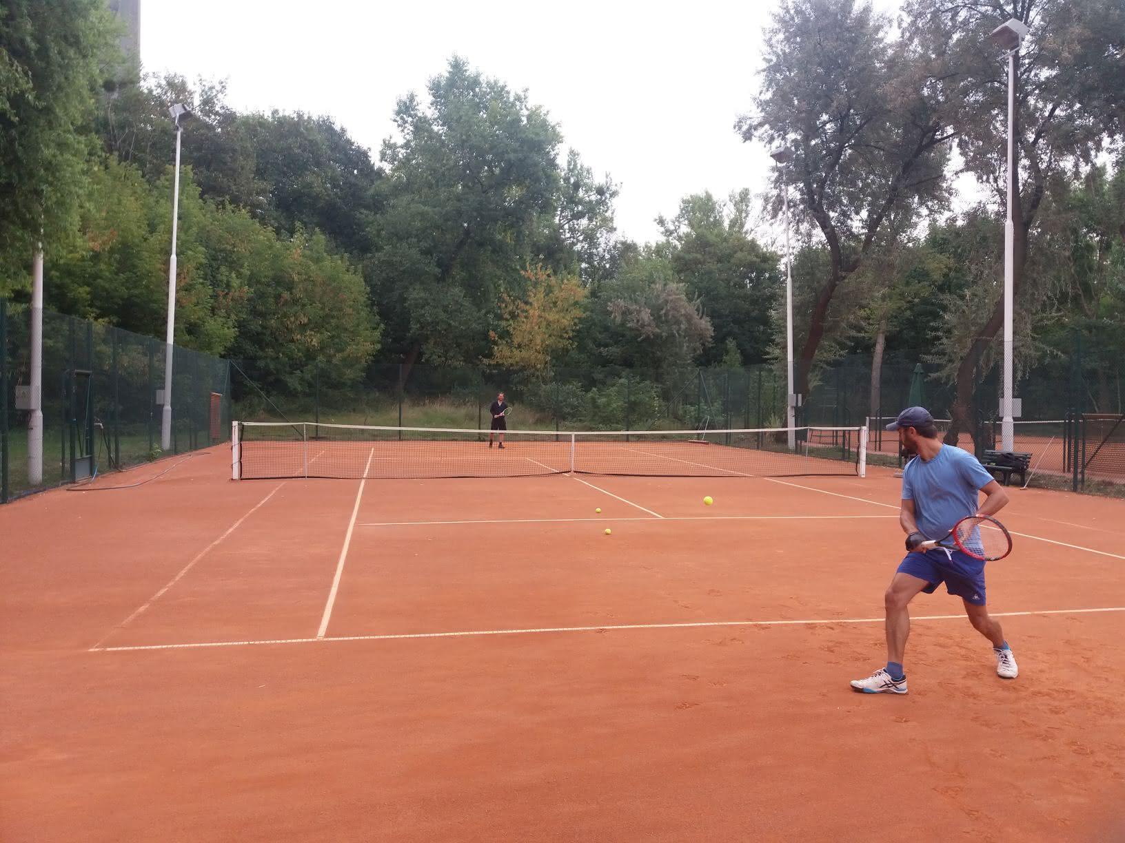 Rodzinny Turniej Tenisa  Foto: POSiR