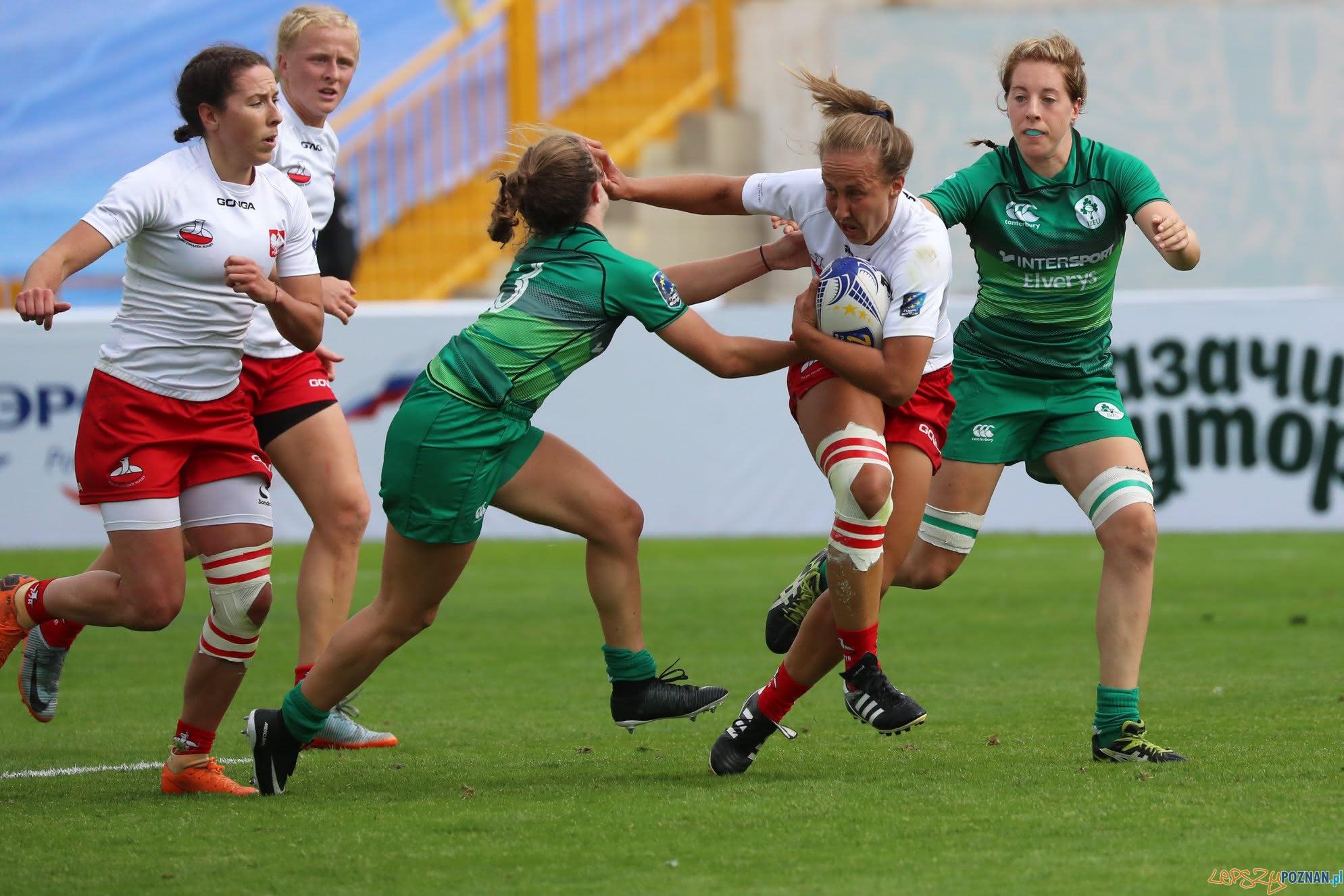 Mistrzostw Europy w Kazaniu  Foto: Rugby Europe