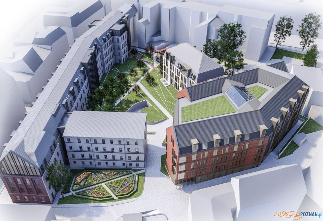 Rewitalizacja kompleksu przy Szkolnej (5)  Foto: Orphea / materiały prasowe