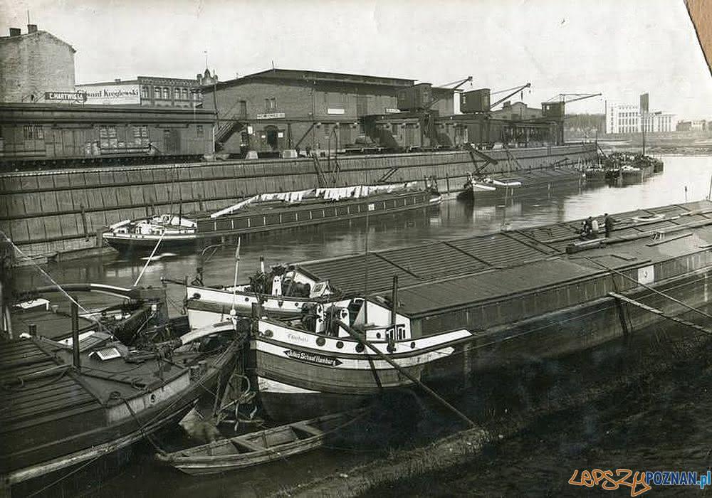 Stary Port, okres wojenny  Foto: Miejski Konserwator Zabytków