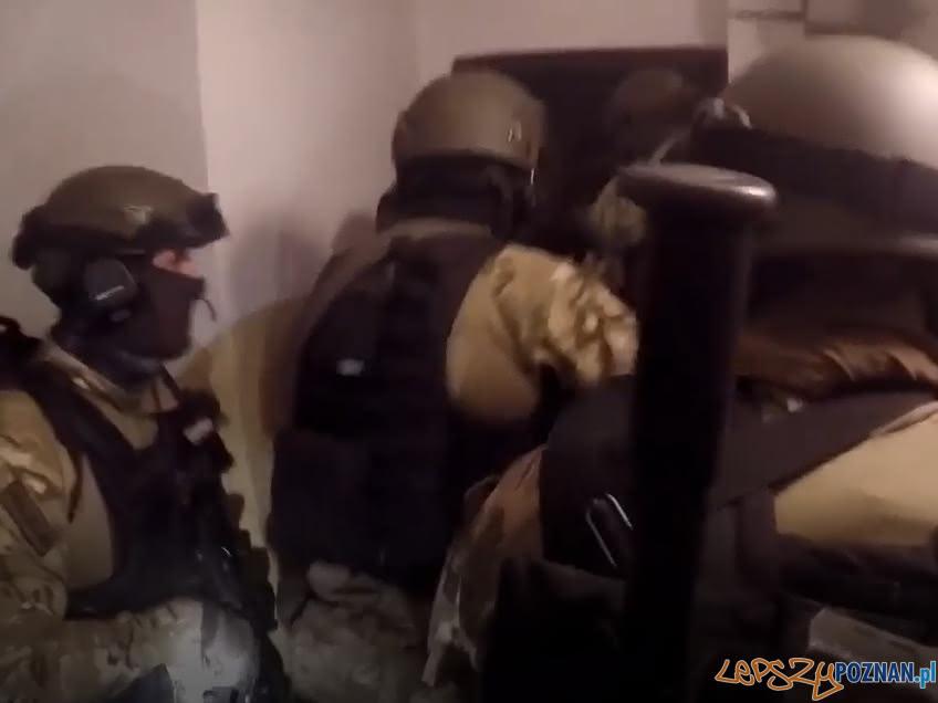 Próbowali wymuszać haracze  Foto: KWP Poznań