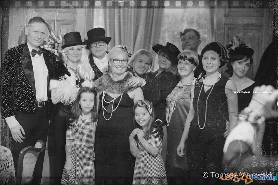 Lucy & Tom _W Blasku Melodii Dawnych Lat.._ Lalka, Koszalin 2017  Foto: materiały prasowe