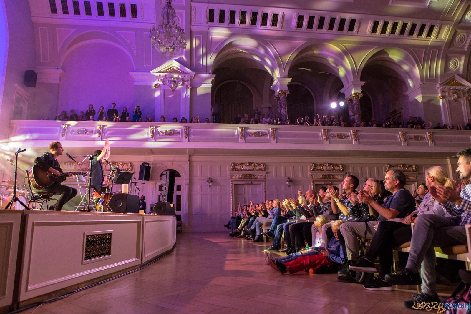 25-lecie Kasi Kowalskiej w Auli UAM - Poznań 8.10.2018 r.  Foto: LepszyPOZNAN.pl / Paweł Rychter