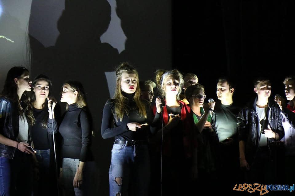 Niepokorne piosenki  Foto: materiały prasowe Teatru Polskiego