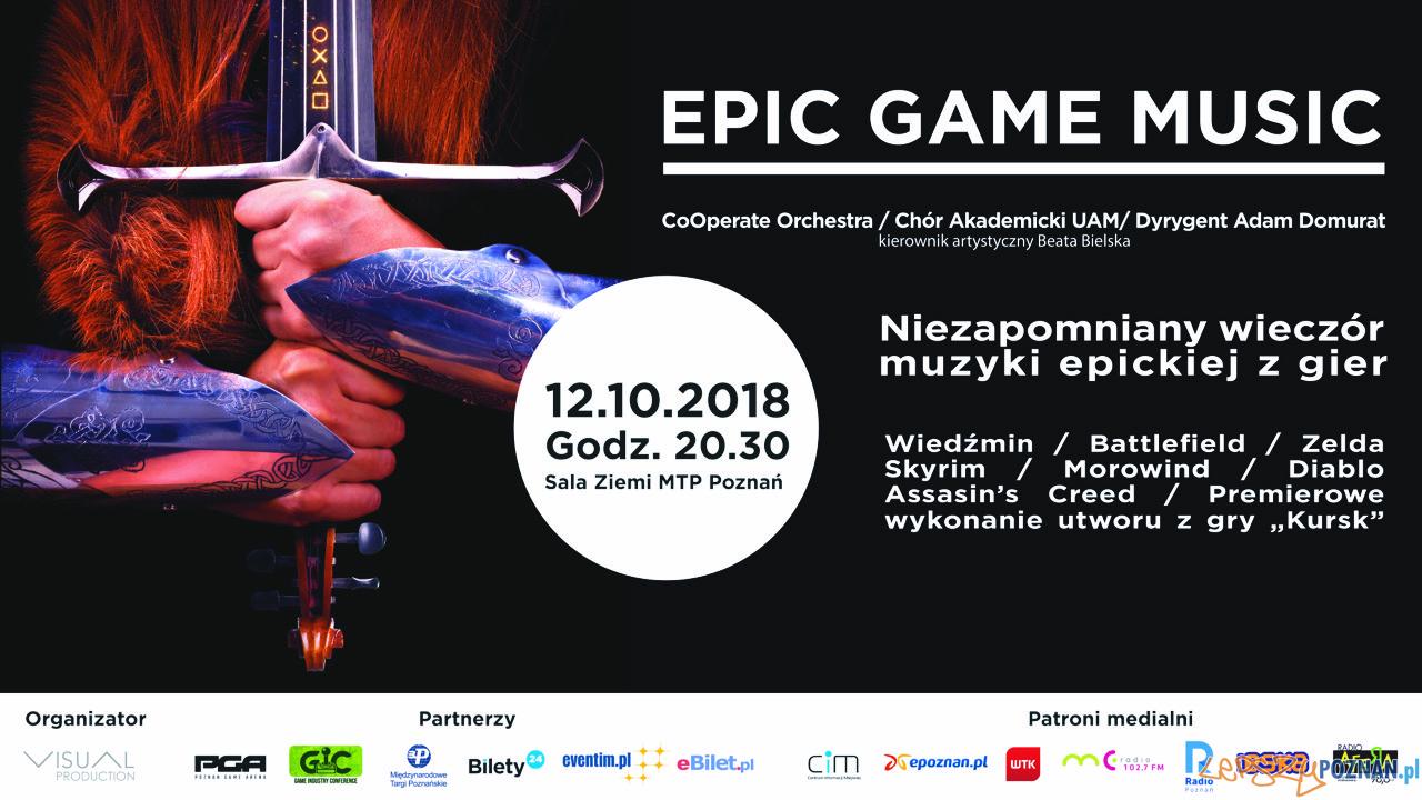 EPIC GAME MUSIC  Foto: materiały prasowe
