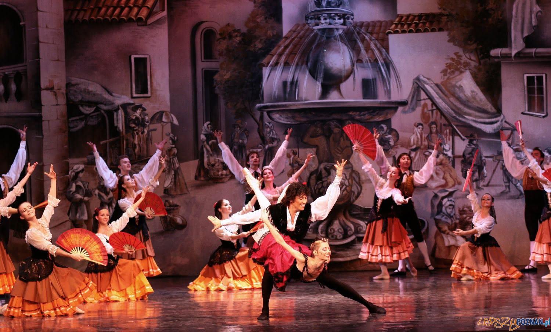 Moscow City Balet - Don Kichot  Foto: materiały prasowe