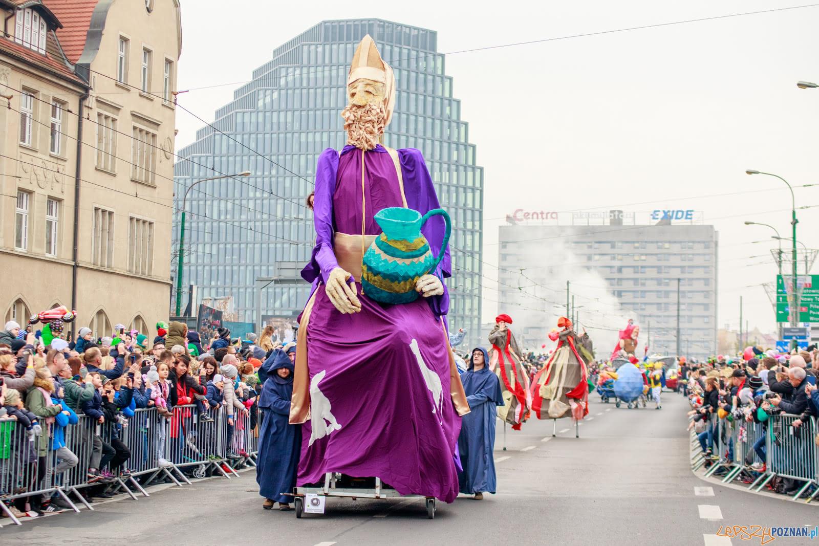 Imieniny Św. Marcin  Foto: lepszyPOZNAN.pl / Ewelina Jaśkowiak
