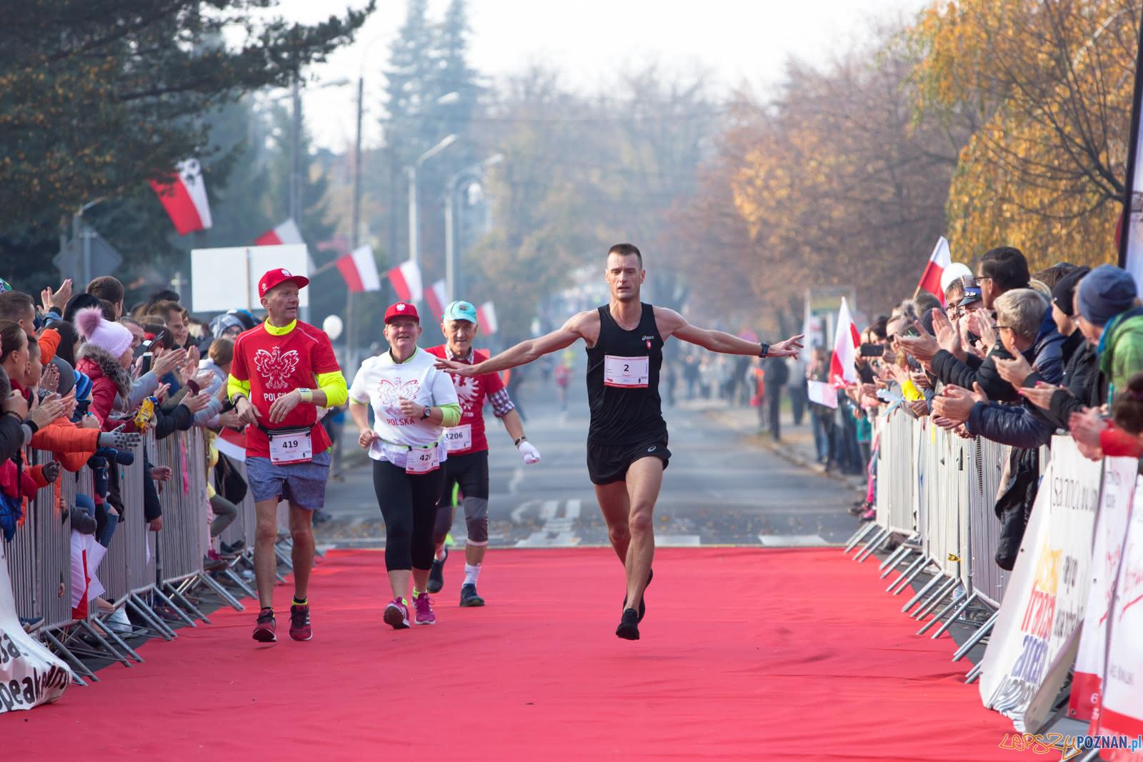 8. Lubonski Bieg Niepodleglosci  Foto: lepszyPOZNAN.pl/Piotr Rychter