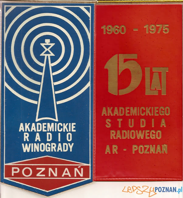 Radio Winogrady - logo  Foto: Piotr Cackowki / piotrcackowski.pl